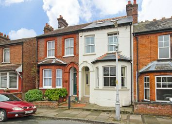 Thumbnail 4 bedroom terraced house for sale in Warwick Road, St.Albans