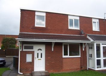 Thumbnail 3 bed semi-detached house to rent in Granary Road, Wolverhampton