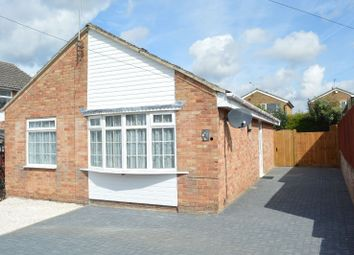 Thumbnail 2 bed property for sale in Fieldway Crescent, Great Glen, Leicester