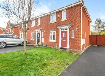 Thumbnail 3 bed semi-detached house for sale in Wellingford Avenue, Widnes, Cheshire
