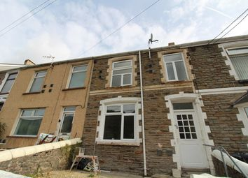 Thumbnail 3 bed terraced house for sale in Station Terrace, Cwm, Ebbw Vale