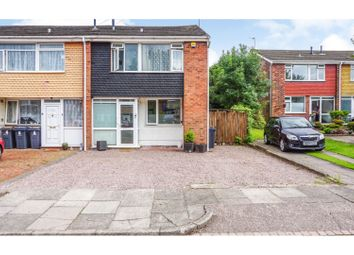 3 bed semi-detached house for sale in Frome Way, Birmingham B14