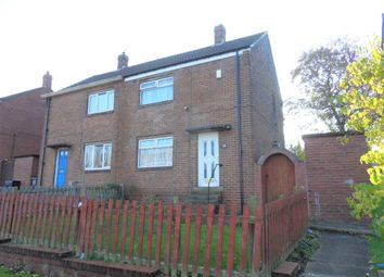 Thumbnail 2 bed semi-detached house for sale in Abbey Road, Batley, West Yorkshire