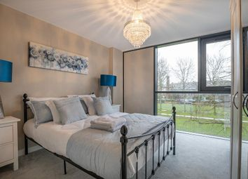 Thumbnail 1 bed flat for sale in Queens Gardens, Hull