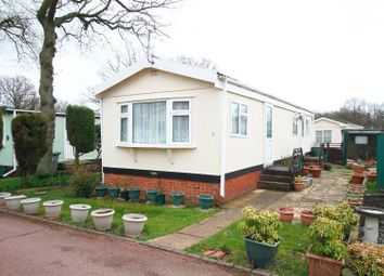 Thumbnail 1 bed mobile/park home for sale in Bluebell Woods Park, Broad Oak, Canterbury
