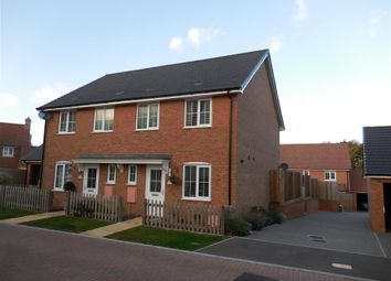 Thumbnail 3 bed semi-detached house for sale in Colmanton Grove, Sholden, Deal, Kent