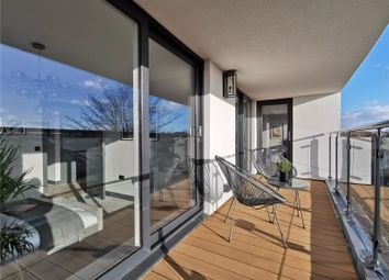 Thumbnail 2 bed flat for sale in The Moorwell, Windsor Road, Penarth