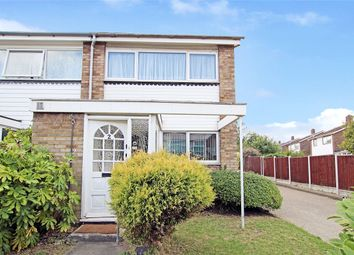 Thumbnail 2 bed end terrace house for sale in Place Farm Avenue, Crofton, Kent