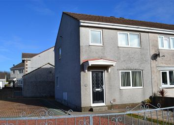 Thumbnail 3 bedroom semi-detached house to rent in Chatsworth Drive, Whitehaven, Cumbria