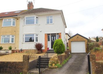 Thumbnail 3 bed semi-detached house for sale in Walnut Walk, Headley Park, Bristol