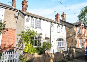 Thumbnail 2 bed semi-detached house for sale in Waterhouse Street, Chelmsford