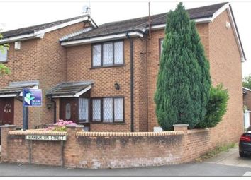 Thumbnail 3 bed end terrace house to rent in Warburton Street, Salford Quays, Manchester