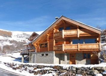 Thumbnail 4 bed chalet for sale in Huez, Isère, France