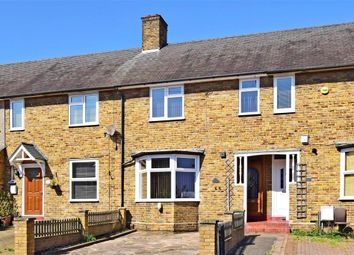 Thumbnail 2 bed terraced house for sale in Wigmore Road, Carshalton, Surrey