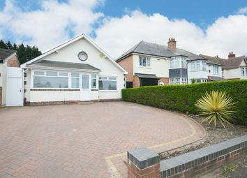 Thumbnail 3 bed detached bungalow for sale in Streetsbrook Road, Shirley, Solihull