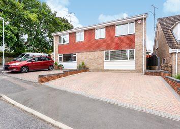3 bed semi-detached house for sale in Allendale Close, Sandhurst GU47