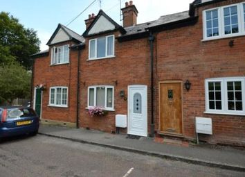 Thumbnail 2 bed terraced house for sale in Vicarage Hill, Hartley Wintney, Hook