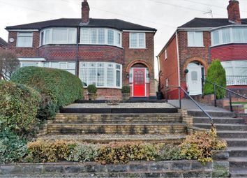 Thumbnail 3 bed semi-detached house for sale in Turnberry Road, Birmingham