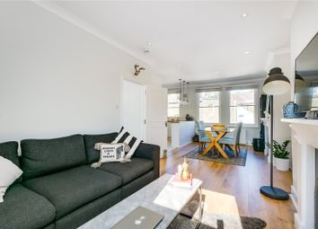Thumbnail 2 bed flat to rent in Strathblaine Road, London