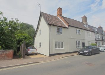 Thumbnail 3 bedroom semi-detached house for sale in Damgate Street, Wymondham