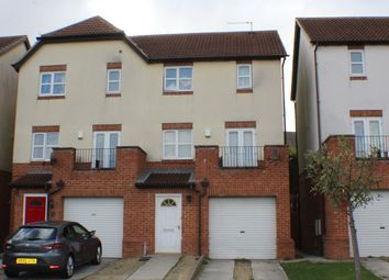 Thumbnail 4 bed detached house to rent in Stapylton Drive, Peterlee