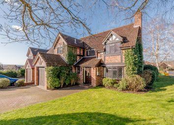 4 bed detached house for sale in Fox Dene, Godalming GU7