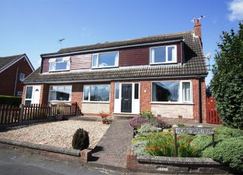 Thumbnail 5 bedroom semi-detached house for sale in Rose Avenue, Sherburn In Elmet, Leeds