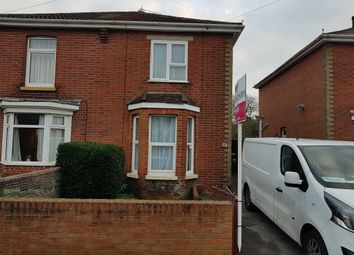Thumbnail 2 bedroom semi-detached house for sale in Pinegrove Road, Southampton