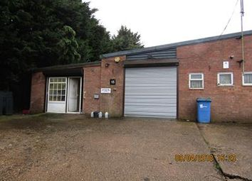 Thumbnail Light industrial to let in Unit 15, Dongan Road, Warwick, Warwickshire