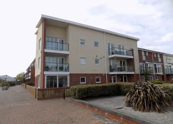 Thumbnail 2 bed flat to rent in Selman Close, Hythe