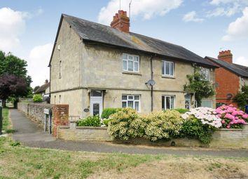 Thumbnail 2 bed semi-detached house for sale in The Warren, Hardingstone, Northampton
