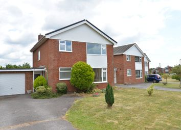 Thumbnail 3 bed detached house for sale in Warwick Avenue, New Milton