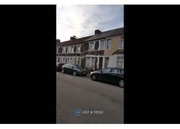Thumbnail 3 bedroom terraced house to rent in Bartlett Street, Caerphilly