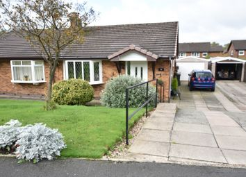 Thumbnail 2 bed semi-detached bungalow for sale in Shirebrook Drive, Glossop