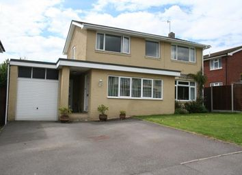 Thumbnail 4 bed detached house for sale in Swanwick, Southampton, Hampshire