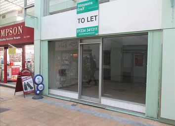 Thumbnail Retail premises to let in Unit 10 Church Arcade, Bedford