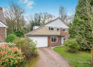 Thumbnail 4 bed detached house for sale in Hunts Mead Close, Chislehurst, Kent