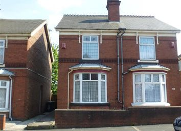 Thumbnail 2 bed semi-detached house for sale in Alexandra Road, Darlaston, Wednesbury