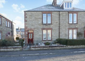 Thumbnail 1 bed flat for sale in Cranston Street, Penicuik