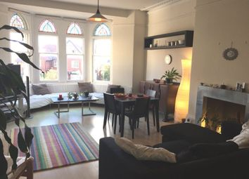 Thumbnail 1 bed flat to rent in Stanwell Road, Penarth