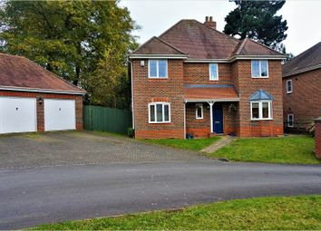 Thumbnail 4 bed detached house for sale in Burrow Hill Place, Eastleigh
