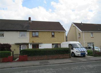 Thumbnail 3 bed semi-detached house for sale in Ynys Cadwyn, Glynneath, Neath, West Glamorgan