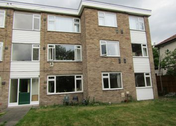 Thumbnail 2 bedroom flat for sale in Ferguson Court, Gidea Park, Romford