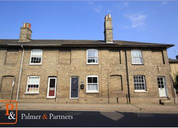 Thumbnail 2 bed terraced house for sale in Cross Street, Sudbury