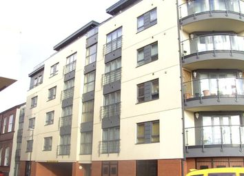 Thumbnail 2 bed flat to rent in Rutland House, Carrington Street, Derby