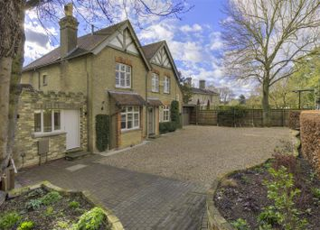 Thumbnail 4 bedroom detached house for sale in Ramsey Road, St. Ives, Huntingdon