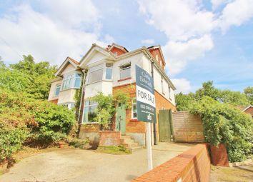 Thumbnail 3 bedroom semi-detached house for sale in Sandringham Road, Southampton