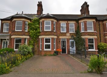 Thumbnail 3 bed terraced house for sale in Staithe Road, Heacham, King's Lynn