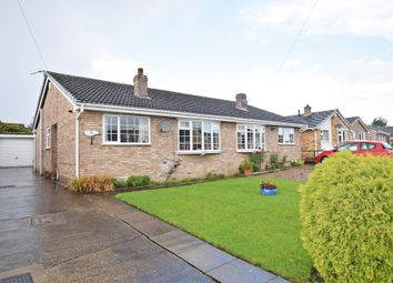 Thumbnail 2 bed semi-detached bungalow for sale in Pentland Grove, Lupset Park, Wakefield