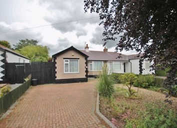 Thumbnail 4 bedroom semi-detached bungalow for sale in Rosemead Avenue, Pensby, Wirral